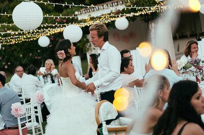 Consigue la película de tu boda y recuerda siempre tu gran día gracias a Qmirar Events