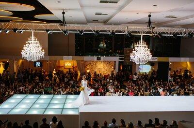 Luxo de festa 2015: evento imperdível para as noivas em Brasília
