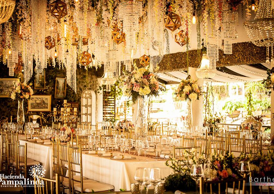 Hacienda Pampalinda: ¡hermoso lugar para tu boda destino en Cali!