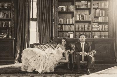 Libros, preciosos libros: Tema de boda para las amantes de la literatura