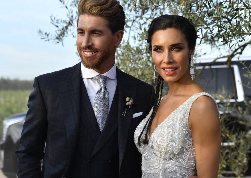Boda de Sergio Ramos y Pilar Rubio: invitados, sorpresas y mucho más