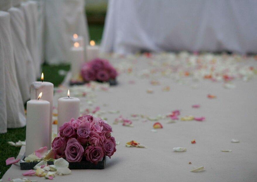 Wedding Planner e coordinator della giornata del vostro matrimonio, con il team di Romanticissimo Weddings & Events