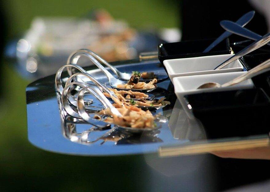 Catering ou Cozinha própria? A opção que melhor se adequa ao seu casamento!