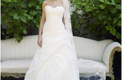 Acheter sa robe de mariee en ligne, à petit prix et en toute securite c'est possible avec Instant Précieux