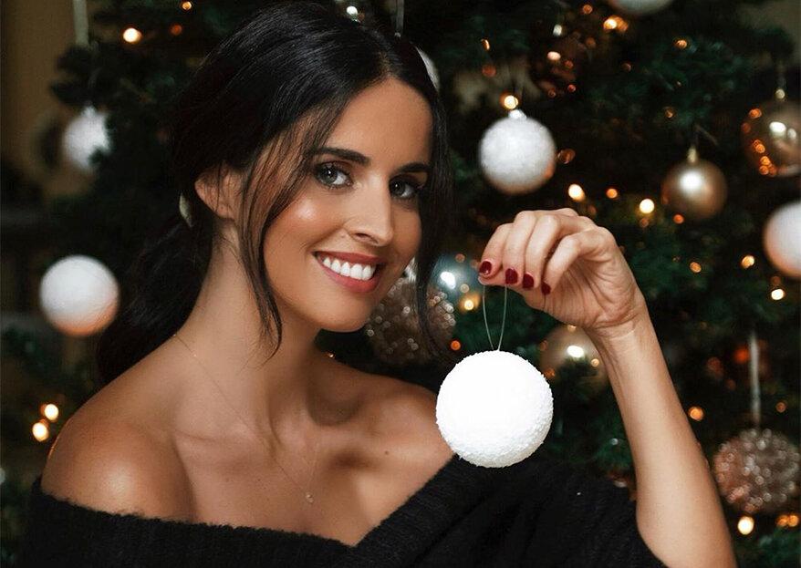 O melhor Natal de sempre: Catarina Gouveia ficou noiva em Paris!