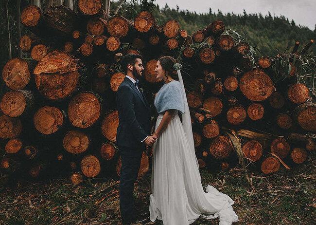 25 ideas originales para tu boda desde la decoraci n for Mesas de centro originales y baratas