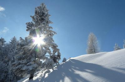 Liebesurlaub für Verliebte: Schnee statt Meer