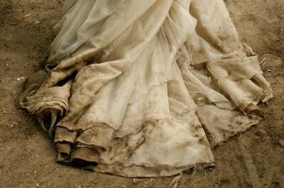Trash The Dress: 6 motivi semi seri per farlo anche tu!