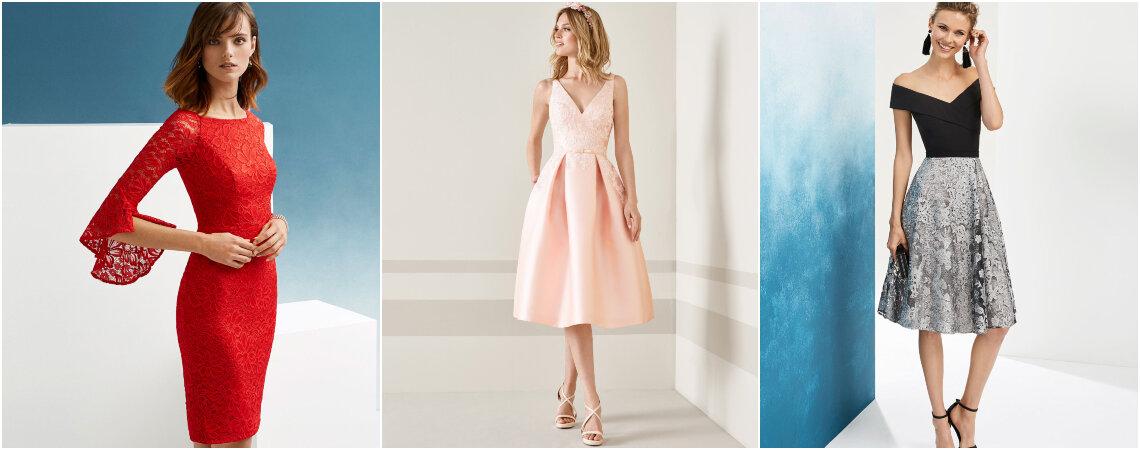 Más de 50 vestidos de fiesta cortos, ¡espectaculares diseños llenos de encanto!
