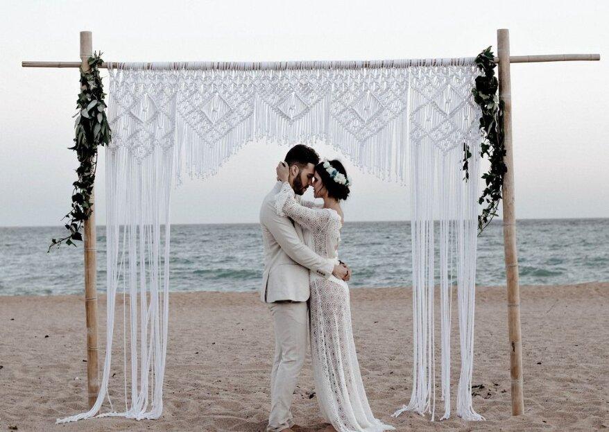 Be Wedding Event, venite a scoprire tutti i segreti per realizzare unmatrimonio originale, unico ed indimenticabile!