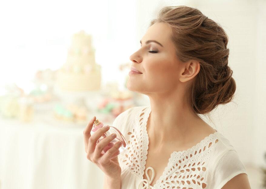 ¿Cómo elegir el perfume para mi matrimonio? ¡La fragancia perfecta para tu gran día!