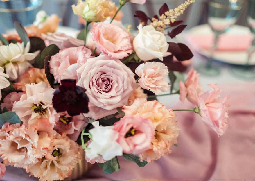 Весенние свадебные букеты: советы и рекомендации!