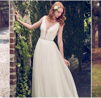 3985978df785d Maggie Sottero Spring/Summer 2018: A Classic Mix Of Today's Trends and  Tradition