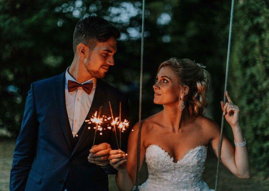 Grâce à VisuArt-Event, revivez votre mariage de mille et une manières