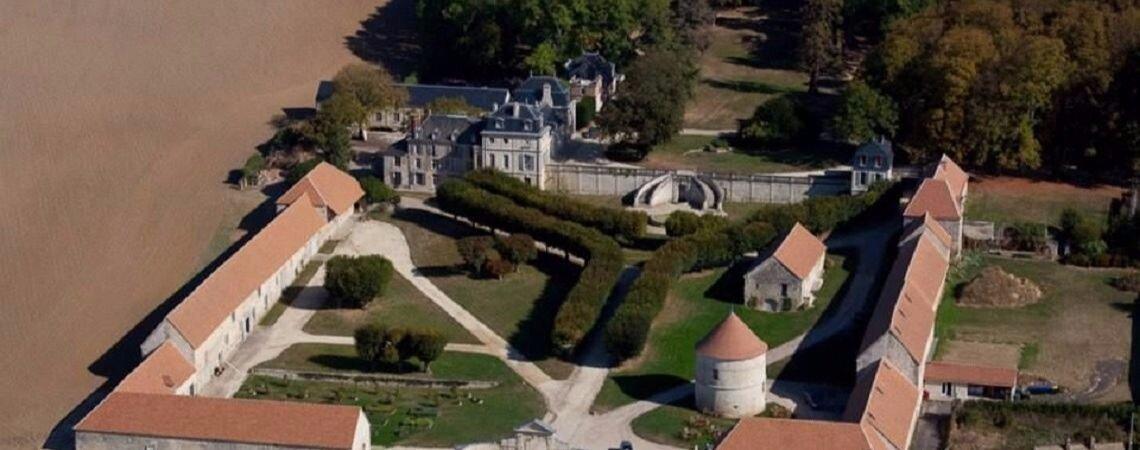 Un cadre magique pour un mariage d'exception proche de Paris : le Château de Serans