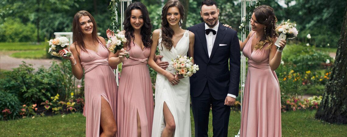 Suknie na wesele i poprawiny -  wszystko co powinniście o nich wiedzieć!