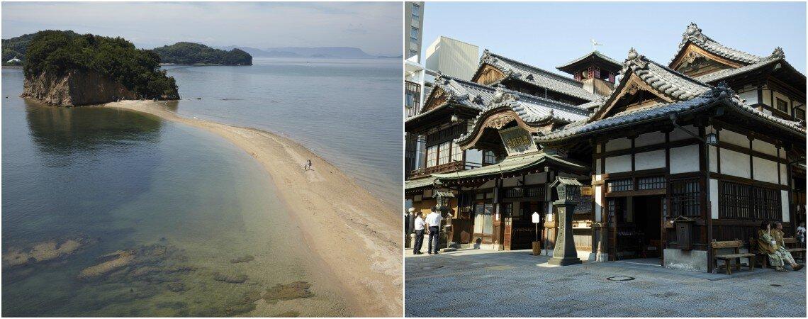Shikoku e Setouchi, luoghi unici da scoprire durante la vostra luna di miele in Giappone