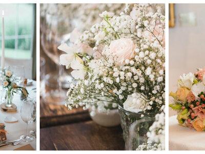 Entdecken Sie die schönsten Dekorationen für eine unvergessliche Hochzeit