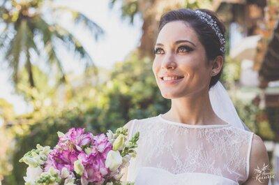 Mini guia de maquiagem para NOIVAS radiantes no dia do casamento!