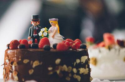 ¿Primeras Navidades como casados?