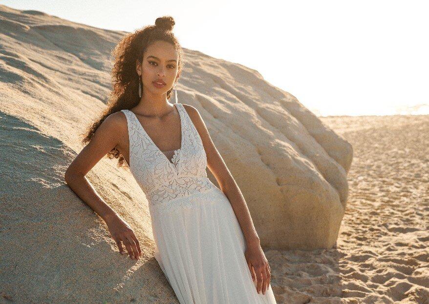 Rembo Styling 2020 : les dernières robes de mariée en vogue chez Printemps Mariage !