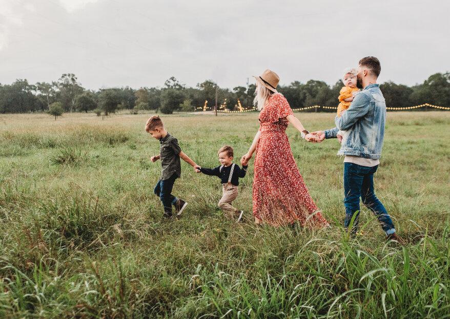 ¿Luna de miel con hijos? La solución para las parejas casadas