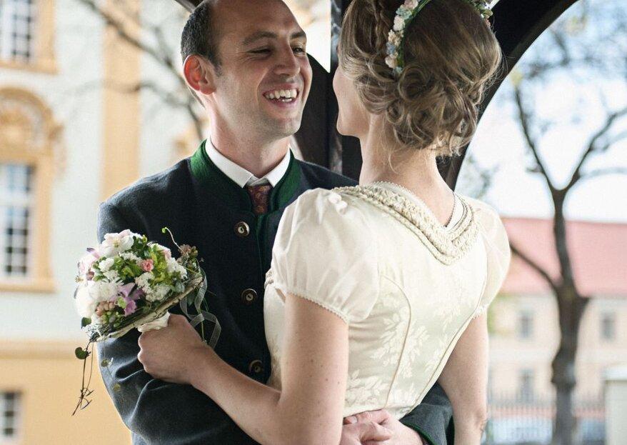 Di che segno è il tuo matrimonio? Ecco l'oroscopo del tuo grande giorno