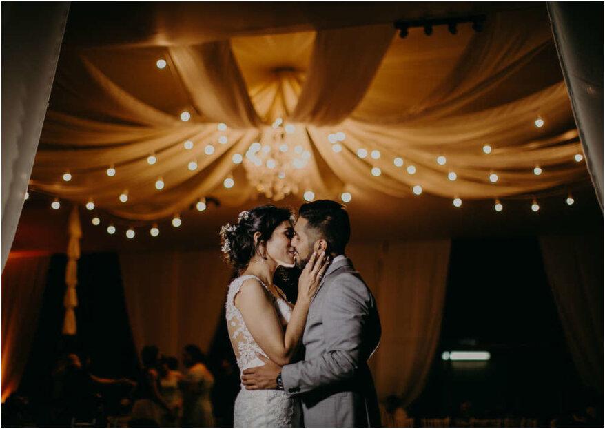 Primer baile de novios: ¡consejos para abrir la fiesta y vivir un momento mágico!