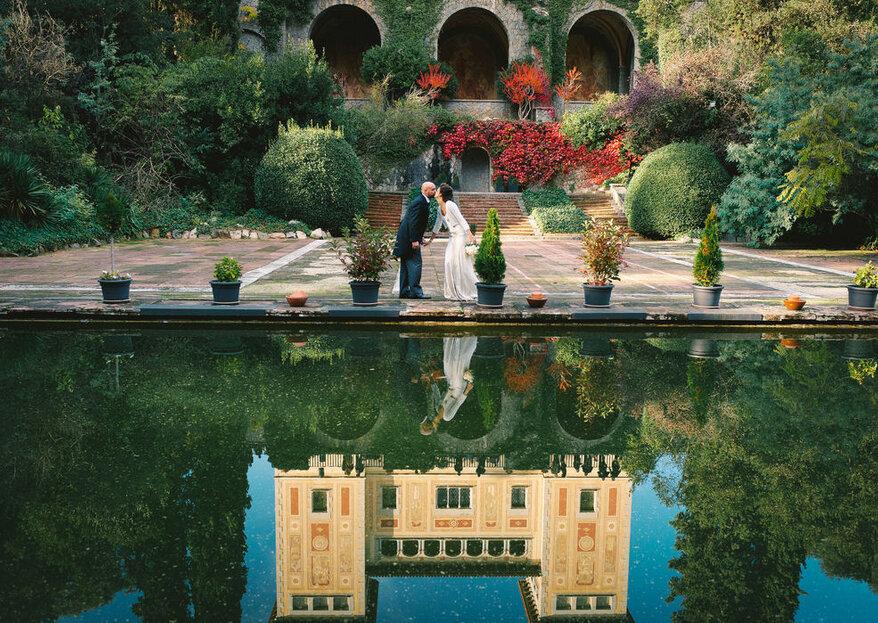 21 fotógrafos perfectos para un reportaje de boda natural