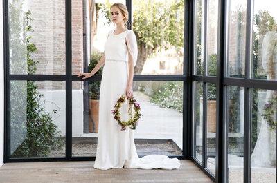Así es tu cuerpo, así debería ser tu vestido de novia