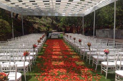 El Suspiro Tepoztlán: Un lugar de encanto para tu boda en Cuernavaca