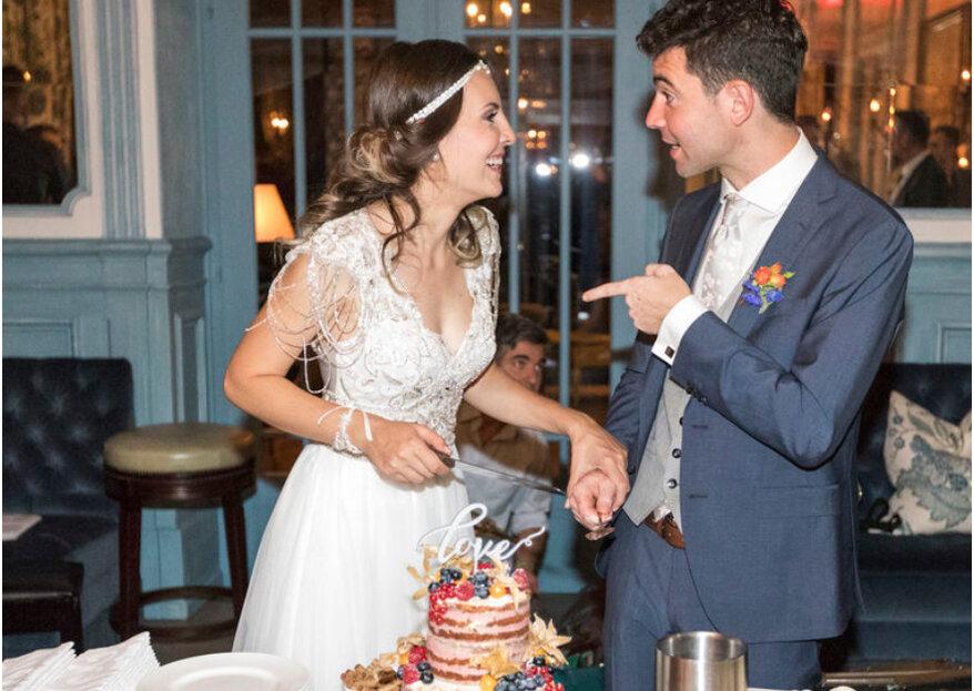 5 momentos incómodos que pueden ocurrir el día de tu boda