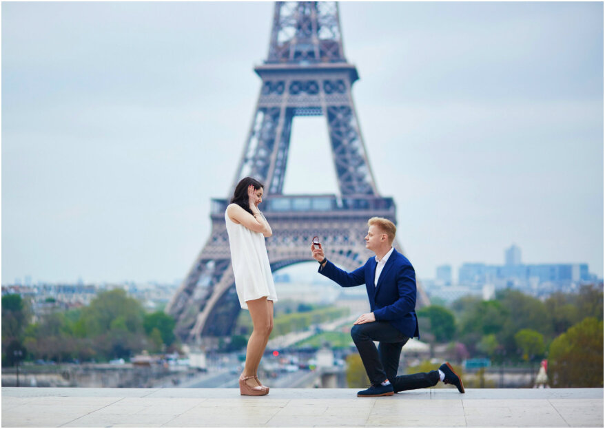 Los 6 lugares más románticos del mundo para pedirle que se case contigo