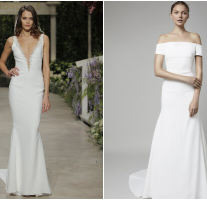 en venta liquidación de venta caliente selección asombrosa 65 vestidos de novia para mujeres bajitas: ¡luce estilizada ...