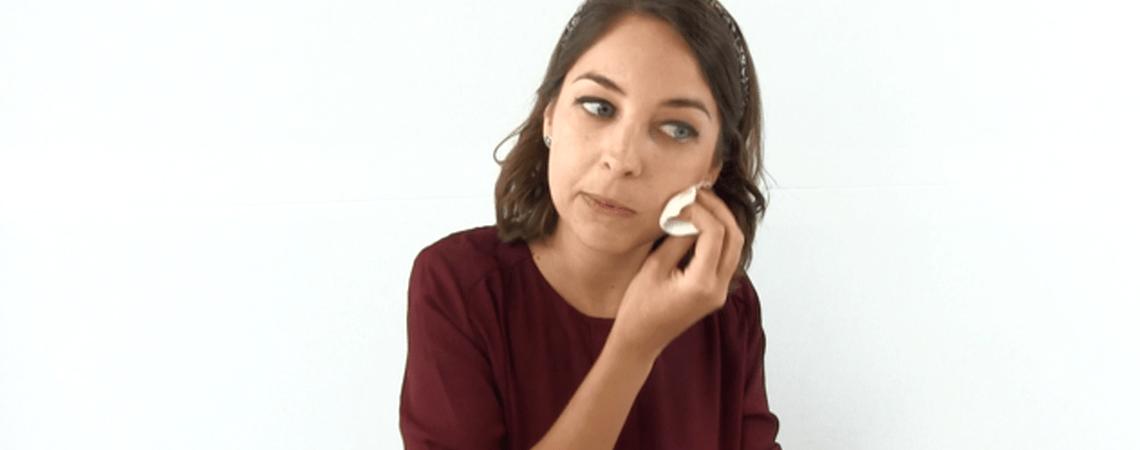 #LovelyBeauty: 5 pasos para desmaquillarse correctamente