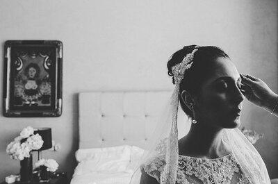 Accesorios que combinen con tu vestido de novia