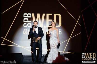 Пресс-релиз свадебной премии SPB WED AWARDS 2017