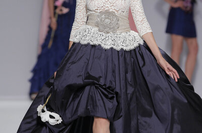 Robes de soirée Matilde Cano 2014