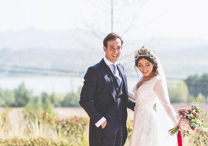 Y el destino les volvió a unir: la boda de Ana y Pablo