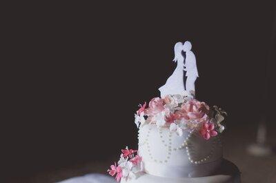 10 tipos de bolos de noiva originais: surpreenda os seus convidados!
