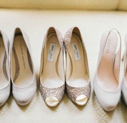 f66afce08 Calçado super feminino para noivas de todos os gostos!