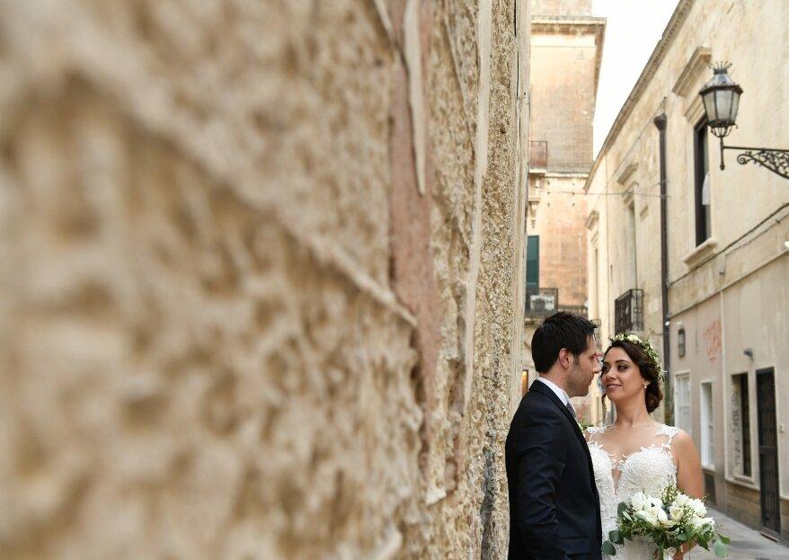 Pazienza, originalità ed entusiasmo sono gli ingredienti segreti di Stefano Belfiore, il wedding planner dei vostri sogni!