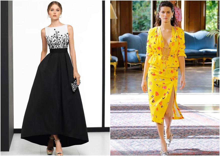 Faldas para matrimonio: 4 estilos con los que serás una invitada 'estelar'