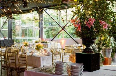 El lugar perfecto: ¡Descubre imperdibles consejos para celebrar tu boda!