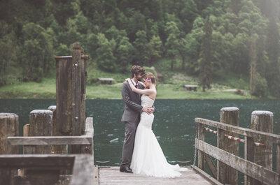 Wie plane ich meine eigene Hochzeit in 6 Monaten?