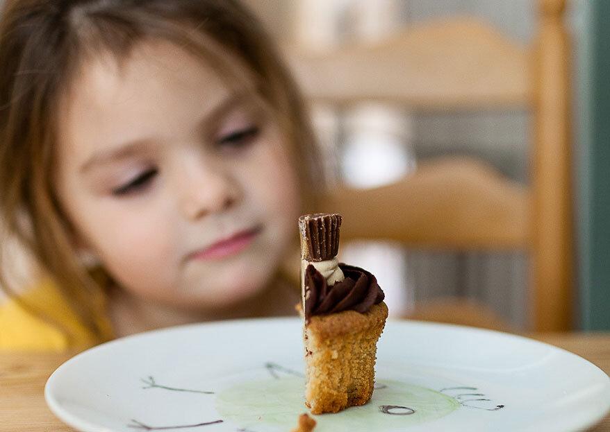 Como escolher o menu infantil para o seu casamento em 5 passos