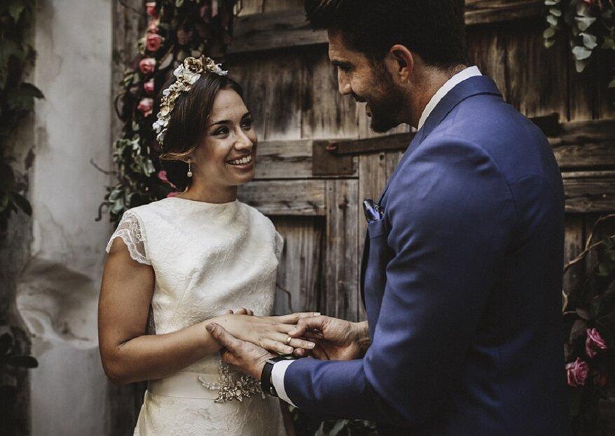 Cómo organizar una boda a distancia en 5 pasos