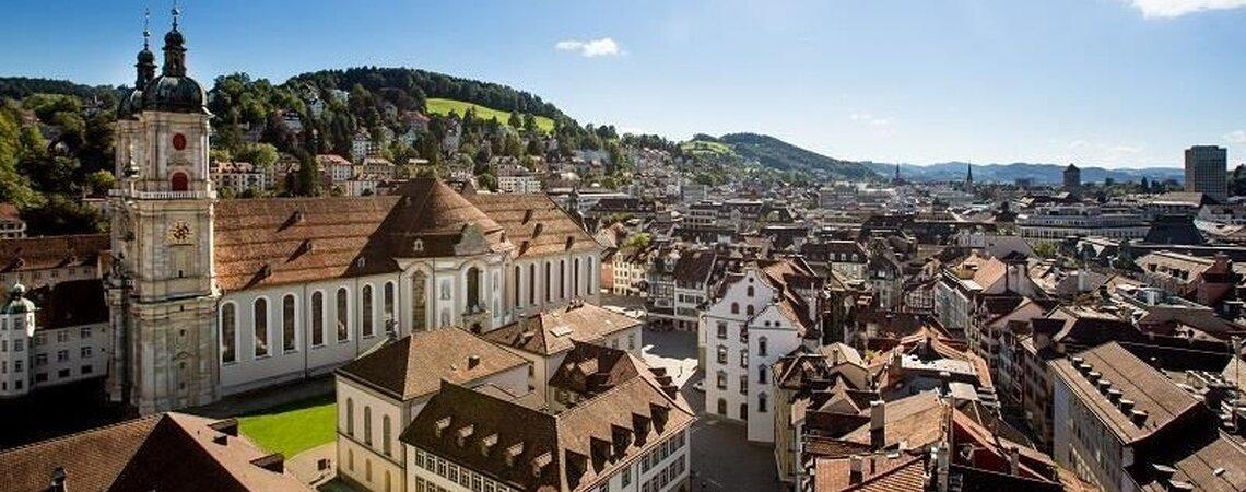 Die schönsten Hochzeitslocations in St. Gallen!
