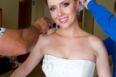 ¿Qué debes tener en cuenta para el maquillaje de novia?