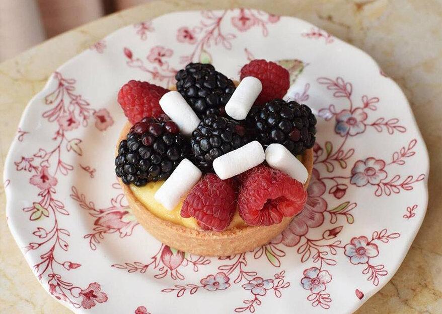 5 fornecedores de bolos e doces em Florianópolis: muito sabor e beleza para seu casamento